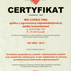certyfikat_iso_mir consulting