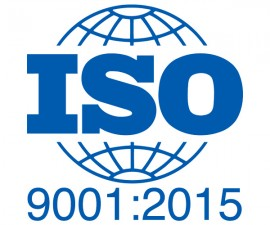 Certyfikat ISO 9001: 2015 w MIR CONSULTING